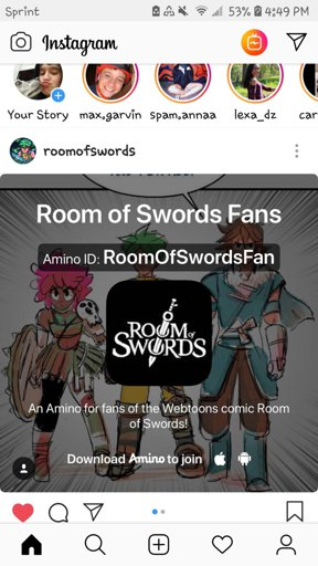 Featured | Room of Swords Fans Amino