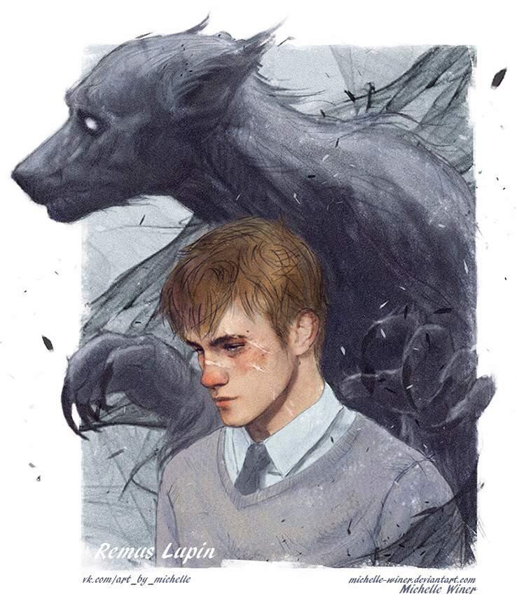 ιиιѕ∂є тнє мιи∂: яємυѕ ℓυριи | Harry Potter Amino