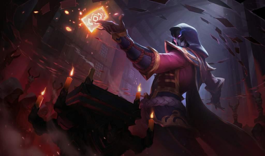 Quien Me Da Consejos Pal Twisted Fate :D | League of Legends en ...