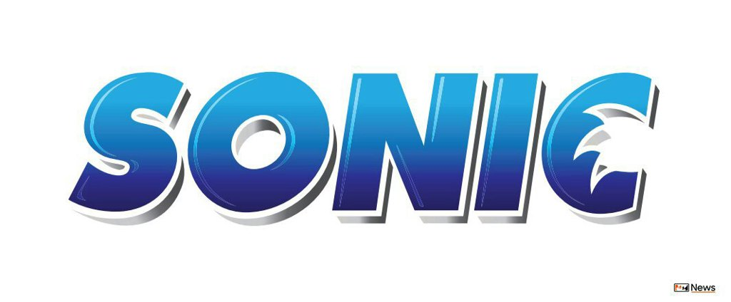 Sonic Movie Official Logo Revealed Sonic The Hedgehog Amino
