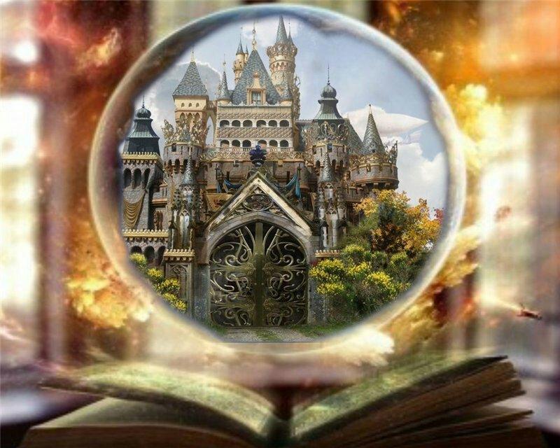 Магическая школа картинки