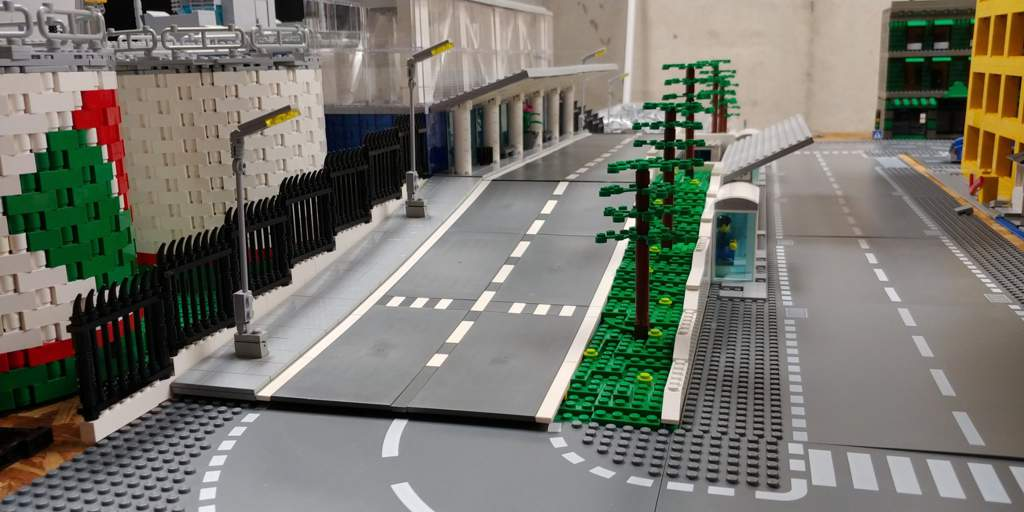 Huge Lego Airport Moc Lego Amino