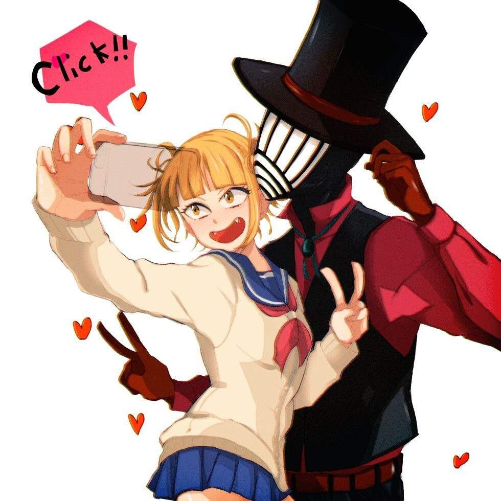 Mr Compress And Toga Wiki My Hero Academia Amino