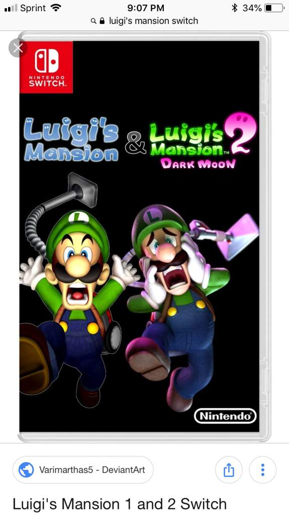 Why Luigi S Mansion Should Be Ported Nintendo Switch Amino