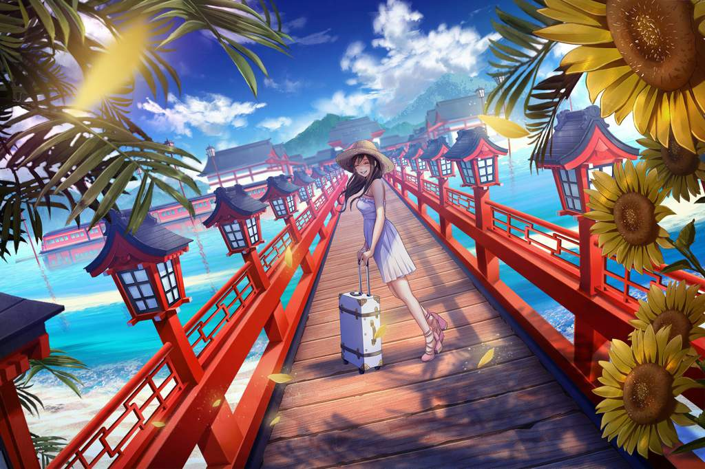 Parki Razvlechenij V Yaponii Anigeek Anime Konkursy Igry Amino