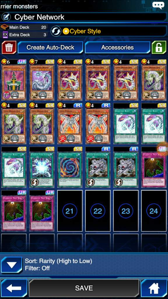 OP Cyber Dragon Deck! | Yu-Gi-Oh! Duel Links! Amino