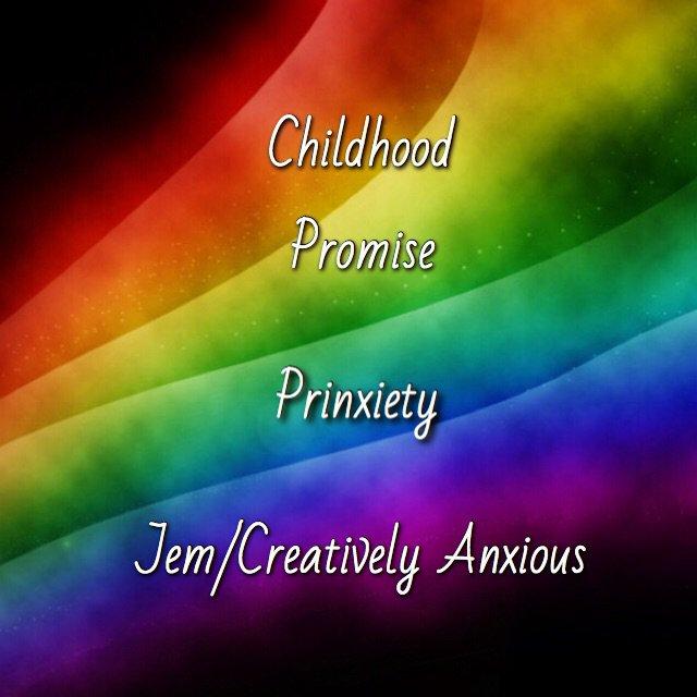 Childhood Promise (Prinxiety) | Thomas Sanders Fans Amino Amino