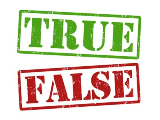 true or false 2 chel amino