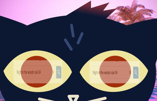 Night in the woods rule 34