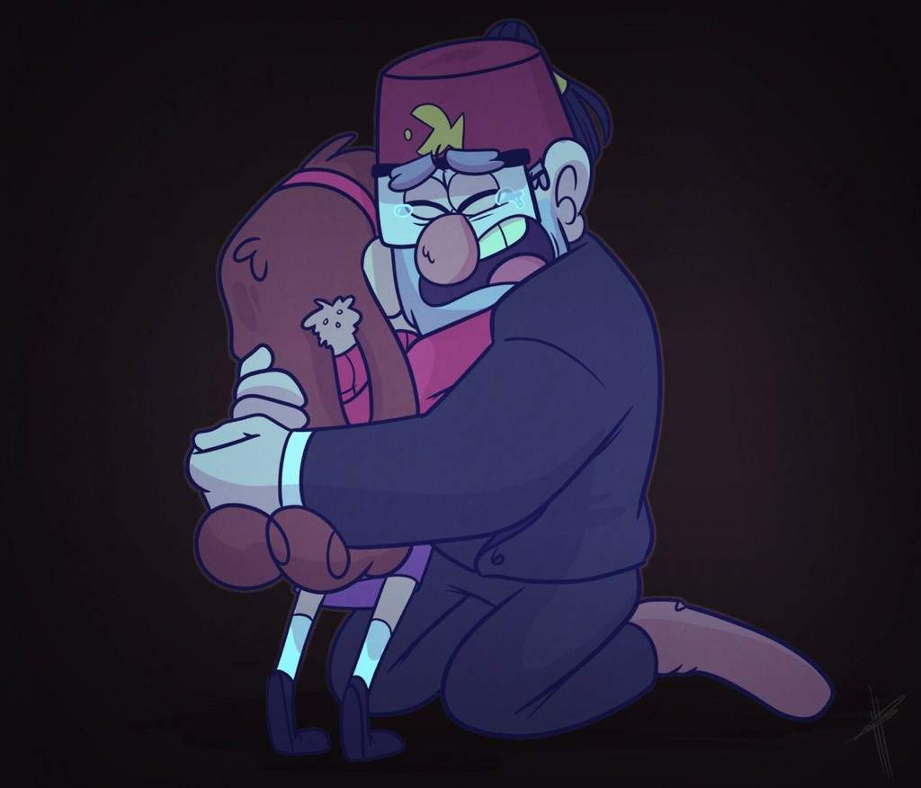 New Adoption AU Stories and at last art!! | Gravity Falls Amino