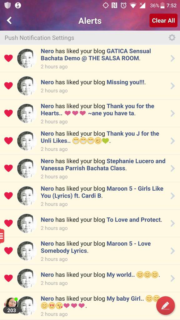 Nero lesbeains
