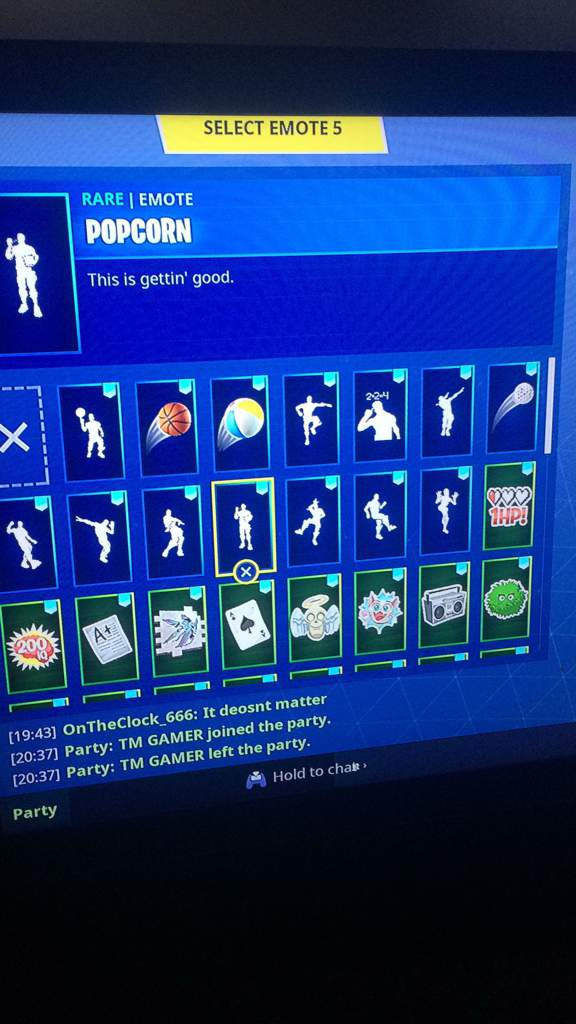 What Is Your Most Favoruite Fortnite Dance From My Inventory My Ps4