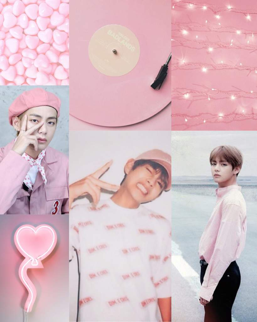 Taehyung aesthetic wallpare