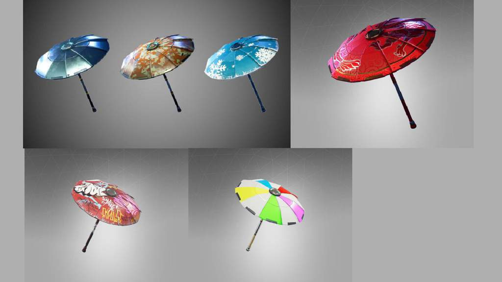 fortnite battle royale armory - fortnite parasol