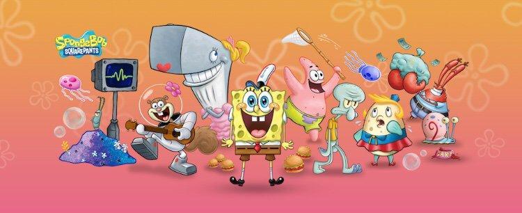 Got7 As Spongebob Squarepants Characters Ft Ahgases Got7
