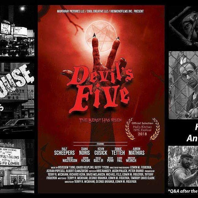 Hells Kitchen Tickets | Devil S Five Headlines Hell S Kitchen Film Festival Horror Amino