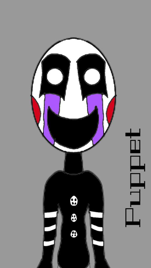 Puppet, Shadow, and Evil | Five Nights At Freddy's Amino