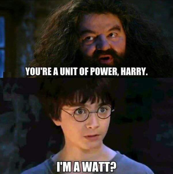 Youre A Wizard Harry