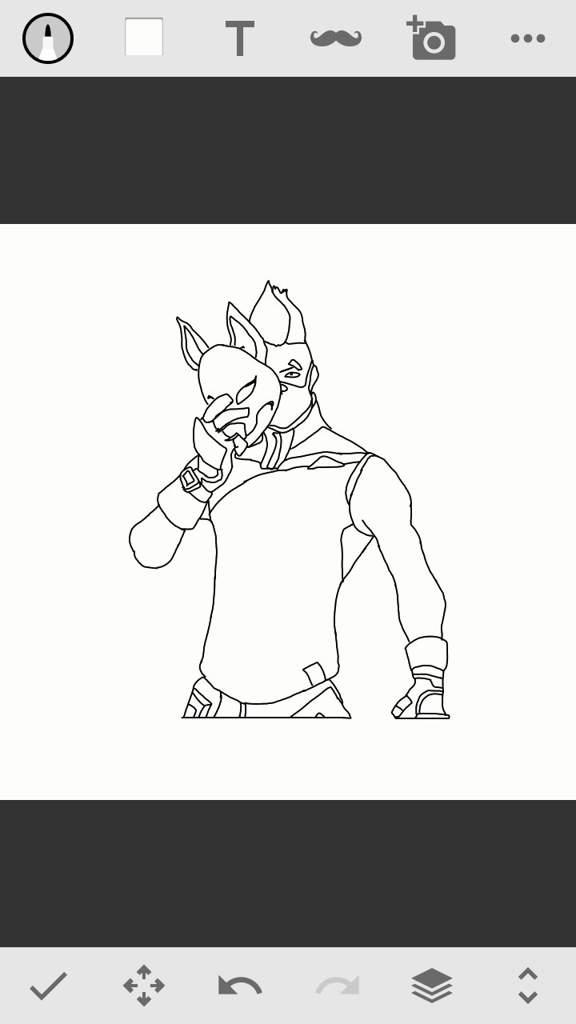 Dibujo De Deriva Fortnite Espanol Amino