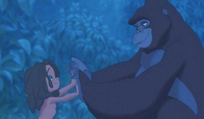 Tarzan Movie Disney Amino
