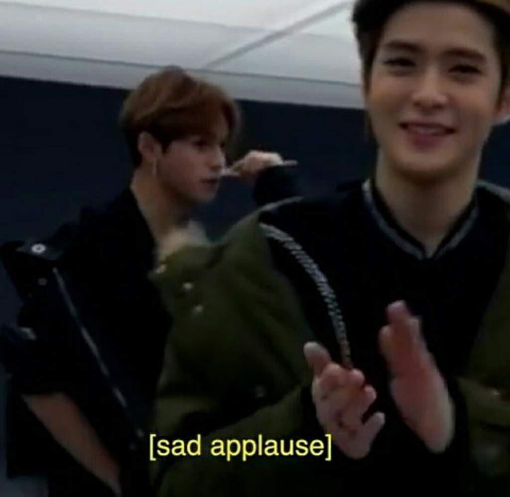 i really need more nct reaction memes, can y'all plssss