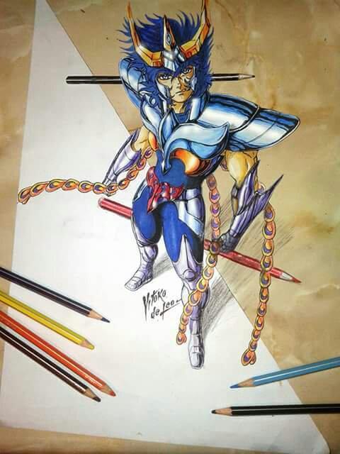 Dibujo Estilo 3d Ikki El Ave Fenix Arte Anime Amino Amino
