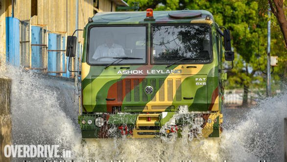 Ashok Leyland FAT 6×6 | Wiki | Warfare Roleplay Amino