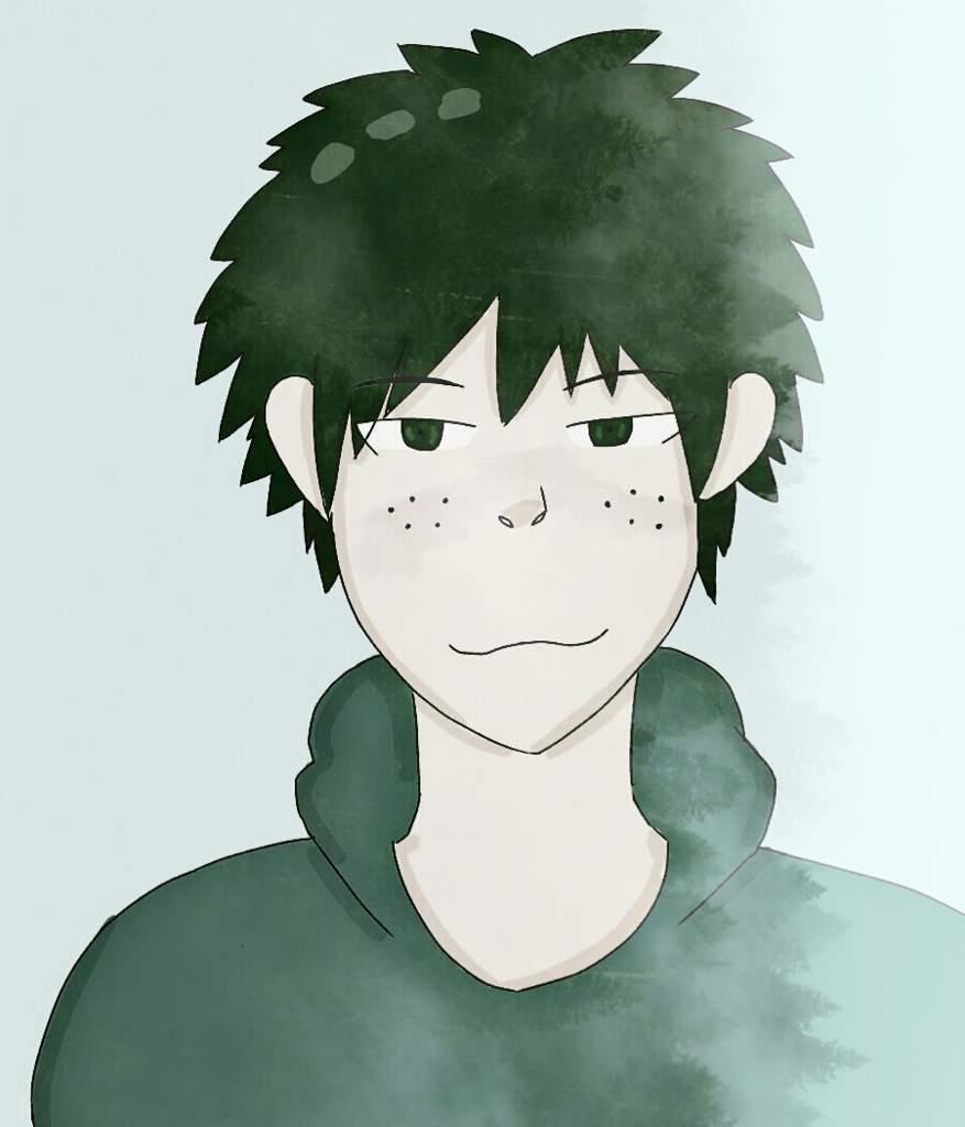 Deku Izuku Midoriya Fan Art My Hero Academia Amino