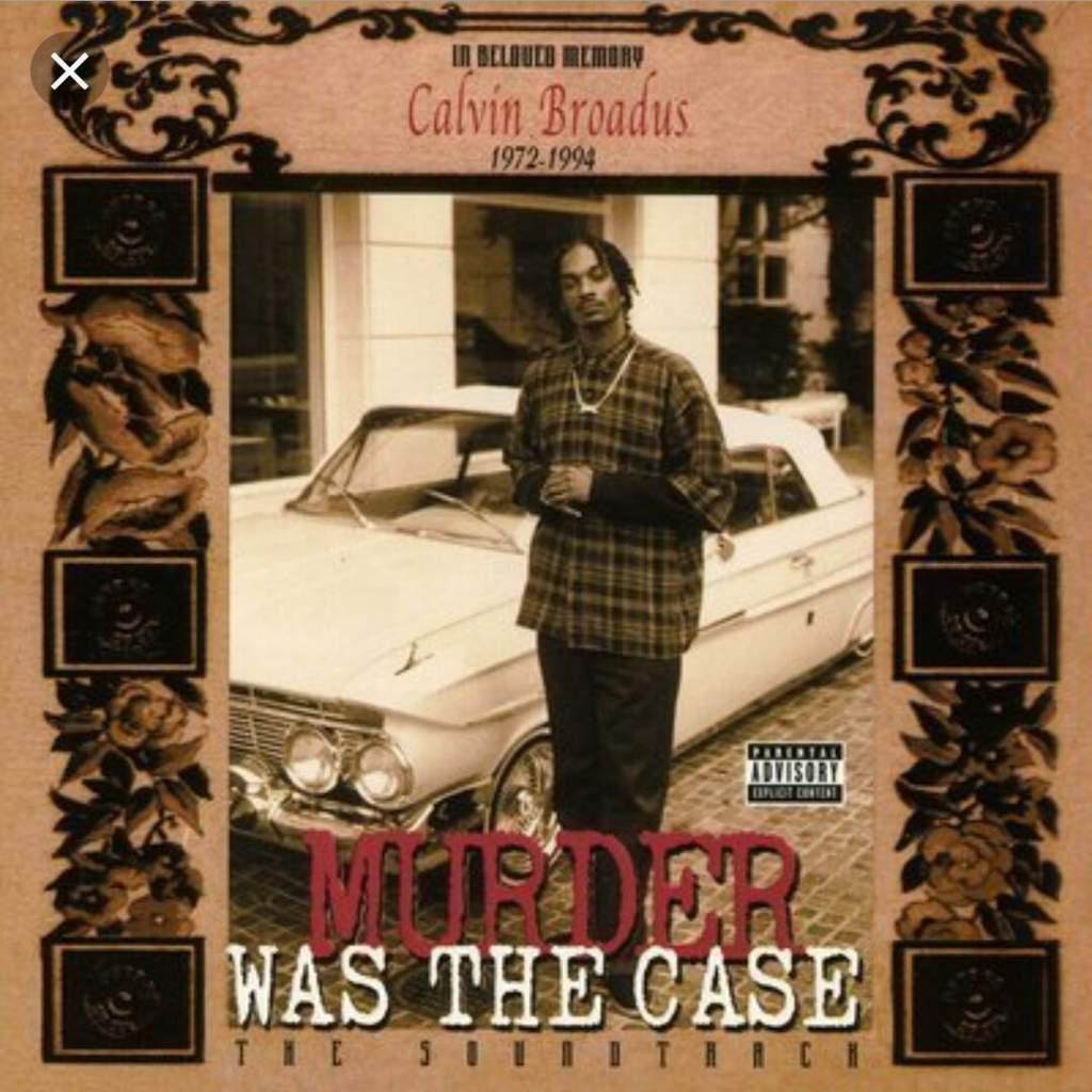 Death Row Records - Murder Was The Case Soundtrack · Album