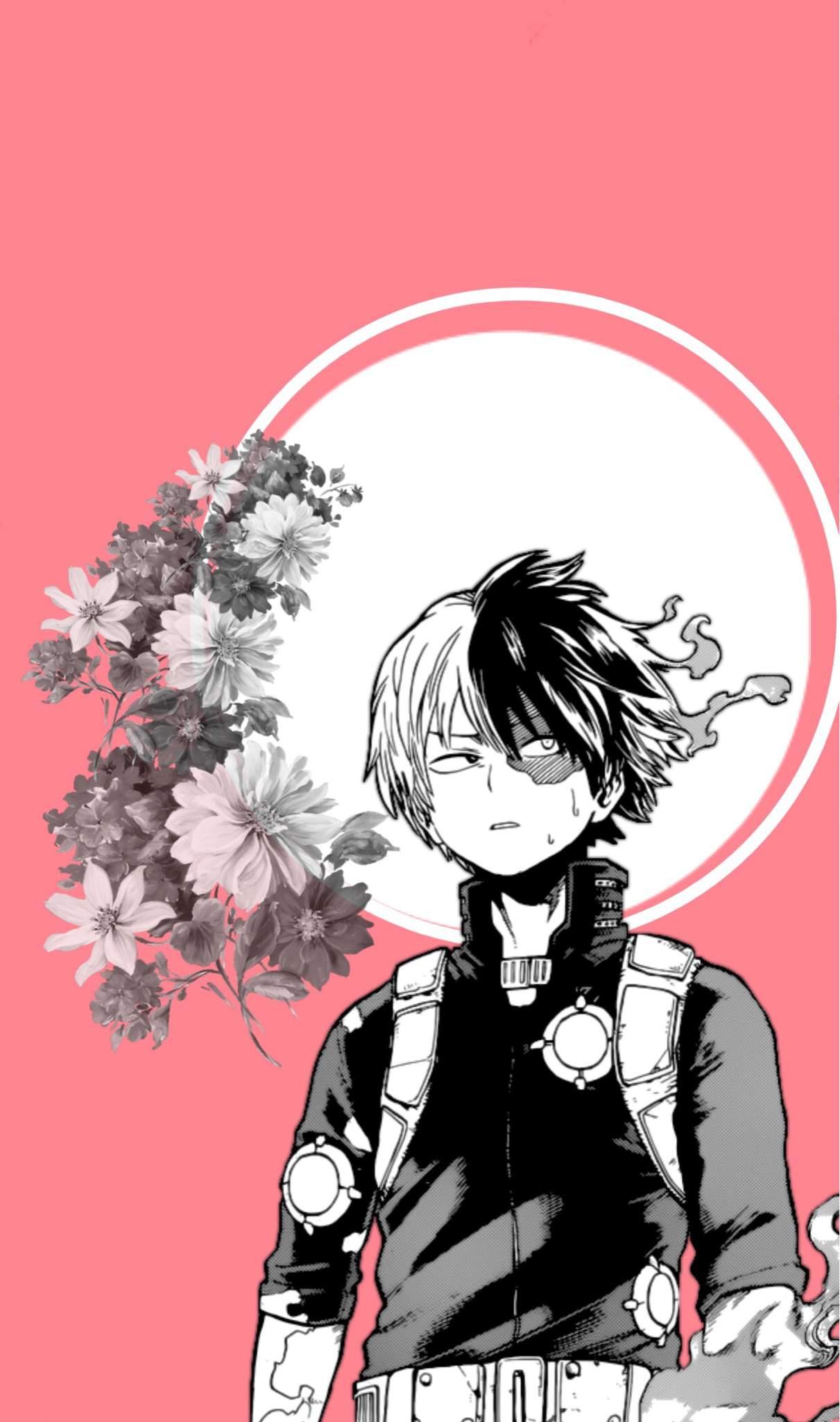 Todoroki Wallpapers My Hero Academia Amino