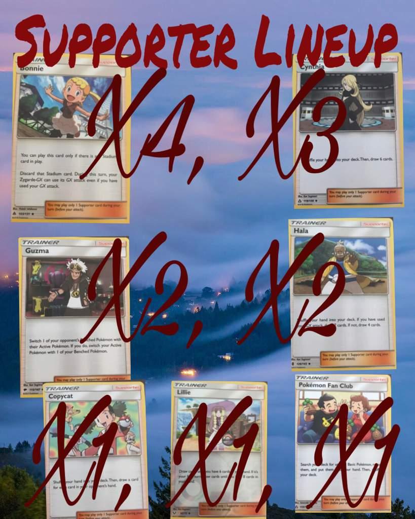 Post- Rotation Zygarde GX TCG Deck Profile!   Pokémon Amino