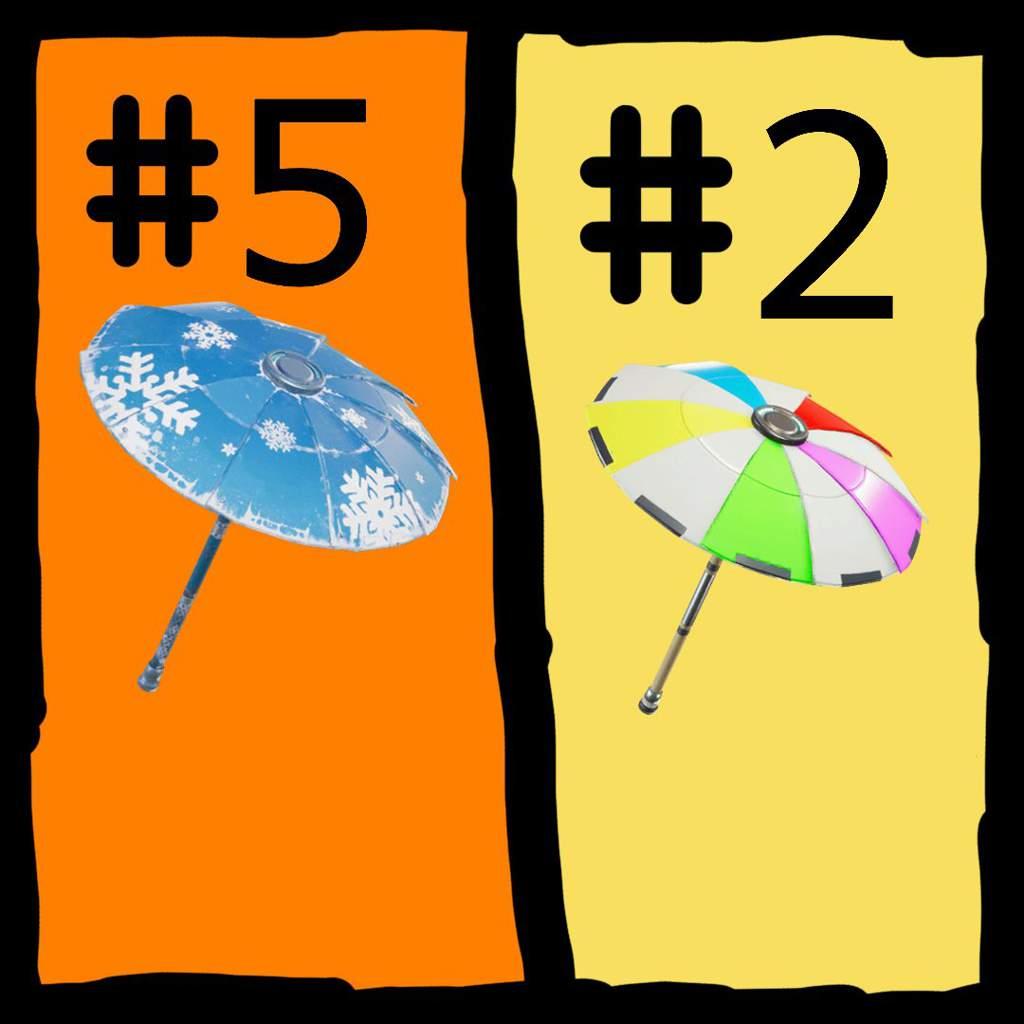 Ranking Every Winner S Umbrella Fortnite Battle Royale Armory Amino