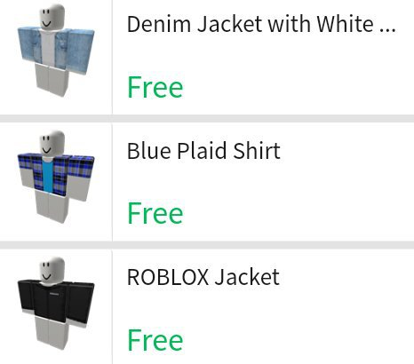 Roblox S Free Clothing Problem And How It Can Be Fixed Roblox Amino