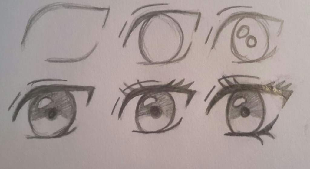 How To Draw Anime Semi And Realistic Eyes How To Draw Amino