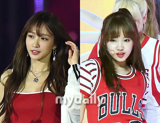 Hani is joining Weki Meki's Yoojung for 'Secret Unnie' | EXID Amino