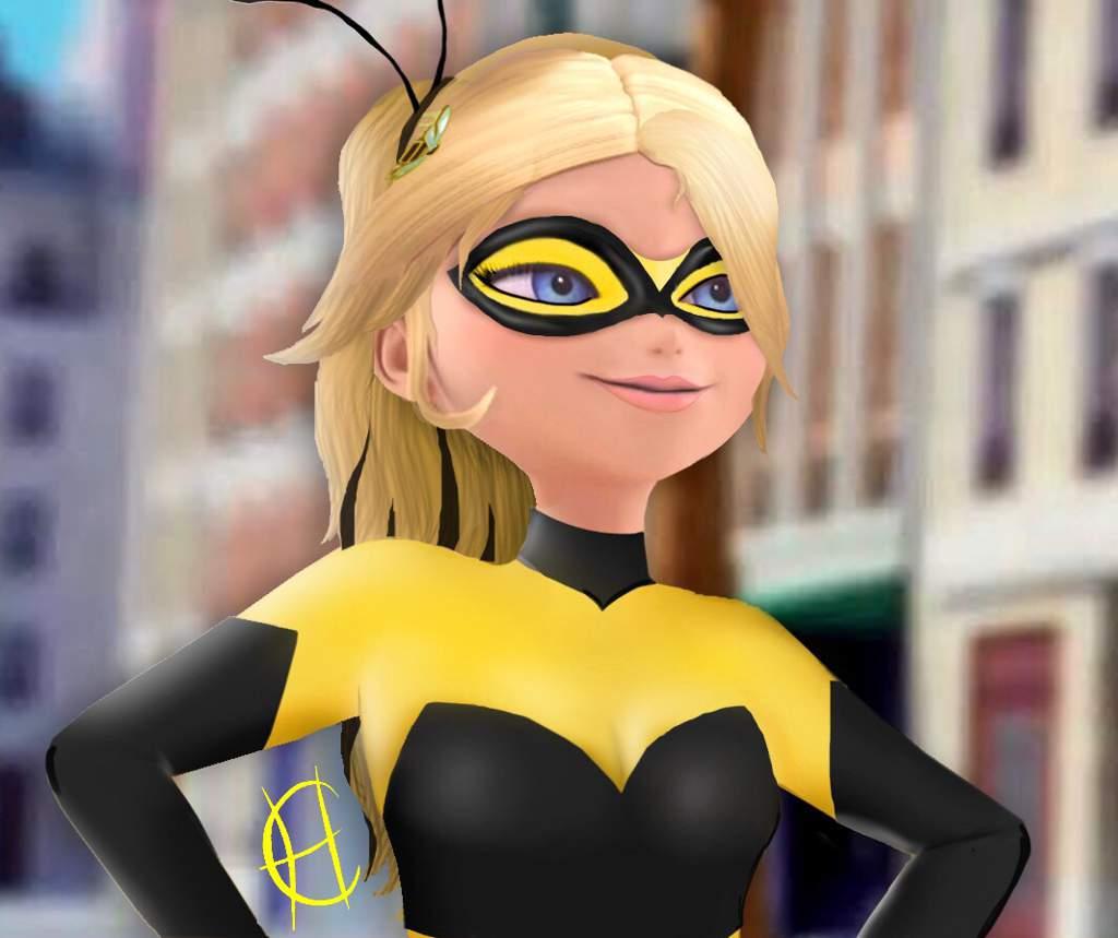 Queen Bee | Miraculous Amino