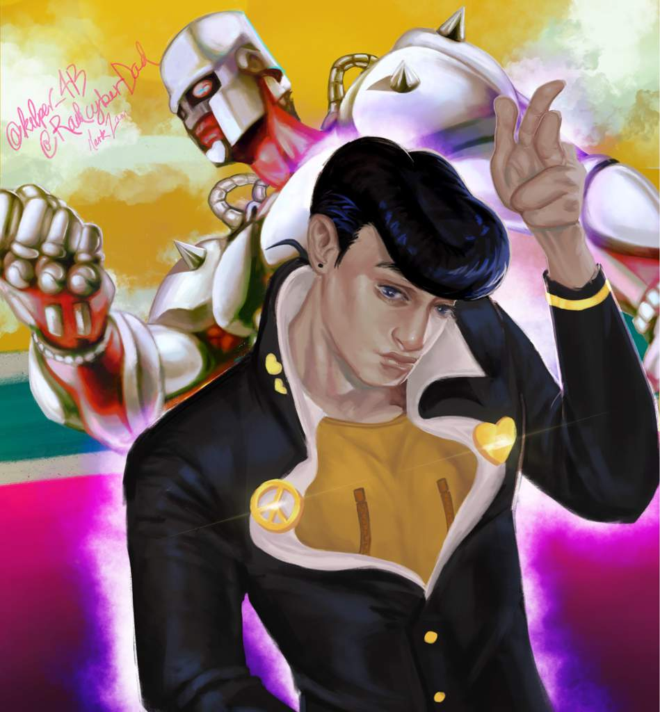 Josuke Crazy Diamond Jojo Amino Amino Craneking jojo's bizarre adventure part iv diamond is unbreakable josuke higashikata figure $24.99. josuke crazy diamond jojo amino amino