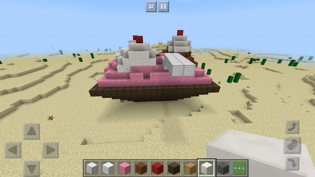 Dessert in the Desert | Minecraft Amino