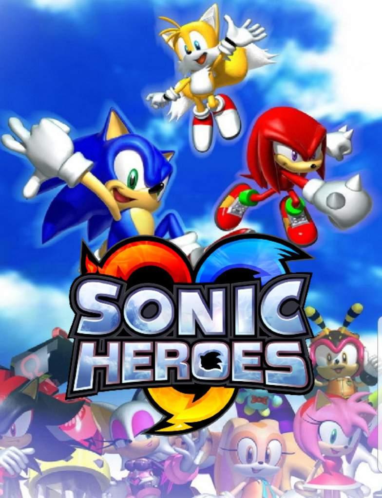First Sonic Adventure 3 Sneak Peak! | Sonic the Hedgehog! Amino
