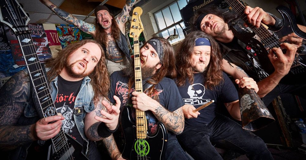 My Top Modern Thrash Metal Bands | Metal Amino