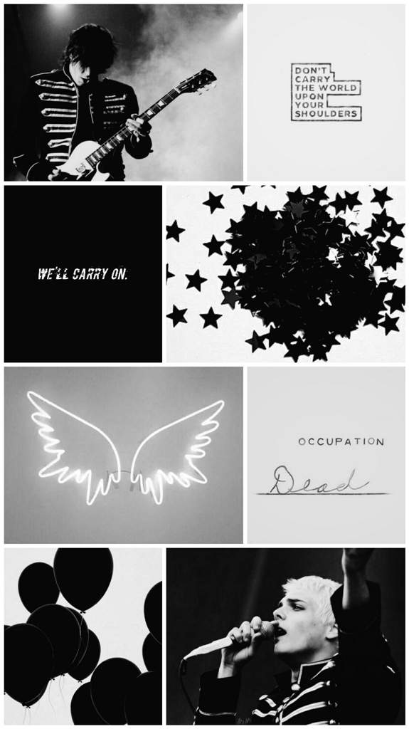 Black Parade Feel Free To Use This Or Any Wallpapers I Make If Anyone Is Interested In A Custom Personalized Wallpaper Just Message Me And Ill Be