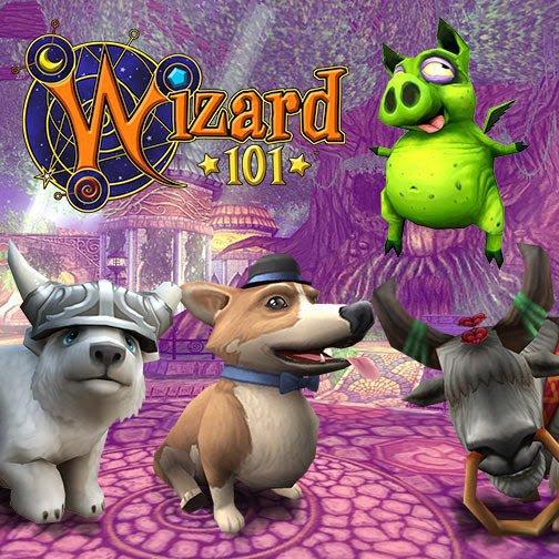 Zoo Pets and Wizard101 Pets | Wizard101 Amino