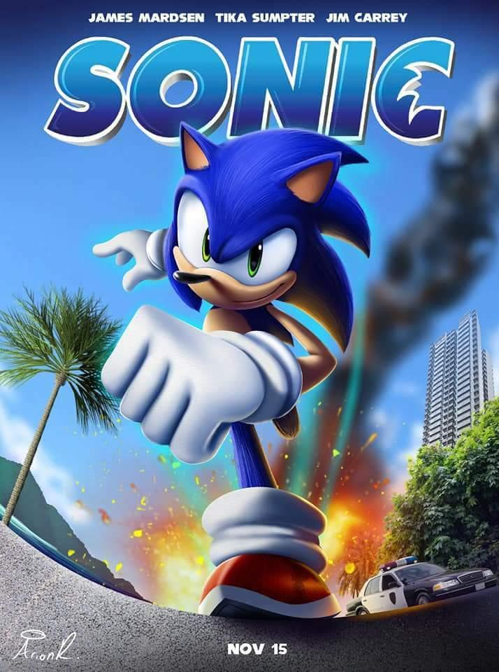 Real Vs Fake Fan Made Sonic The Hedgehog Amino