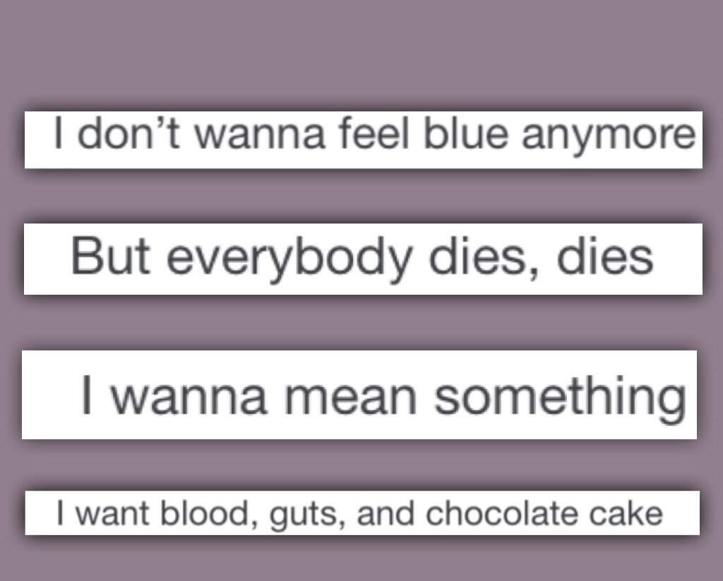 Relatable Marina And The Diamonds Lyrics | MARINA AMINO Amino