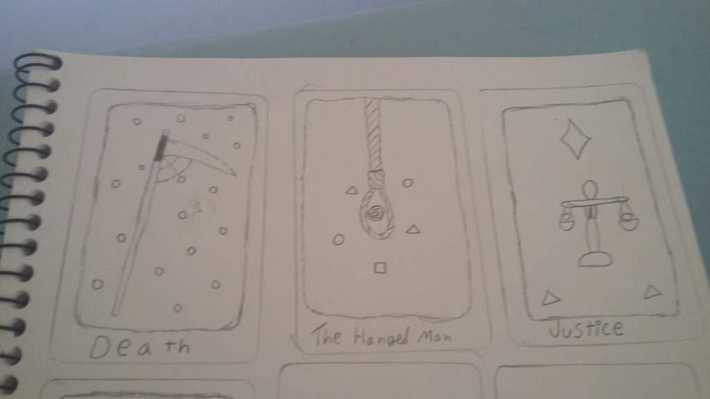 Diy Tarot Cards Progress The Witches United Amino