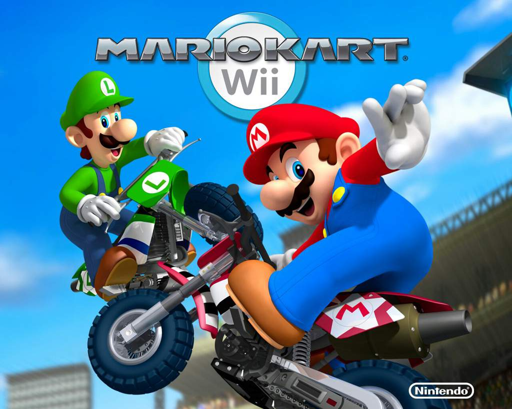 Mario Kart Wii Start Your Engines Video Games Amino