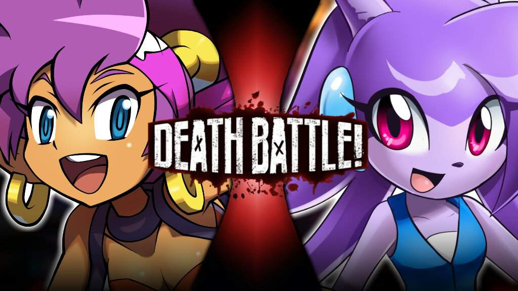 Lilac Vs Shantae Ultimate Battle Ep1 It Was Sopost To Come Out On