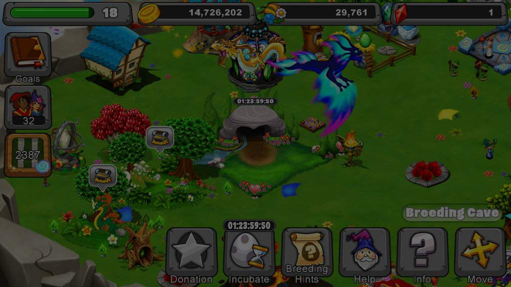 What Are The Probabilities Of The Dragon Egg With This Breed Dragonvale Amino Actual breeding probability depends on the dragonvale app, the breeding cave being used, and the levels of the dragons being bred. amino apps