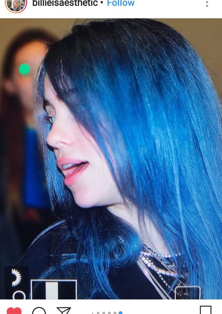 Hair Update Billie Eilish Amino