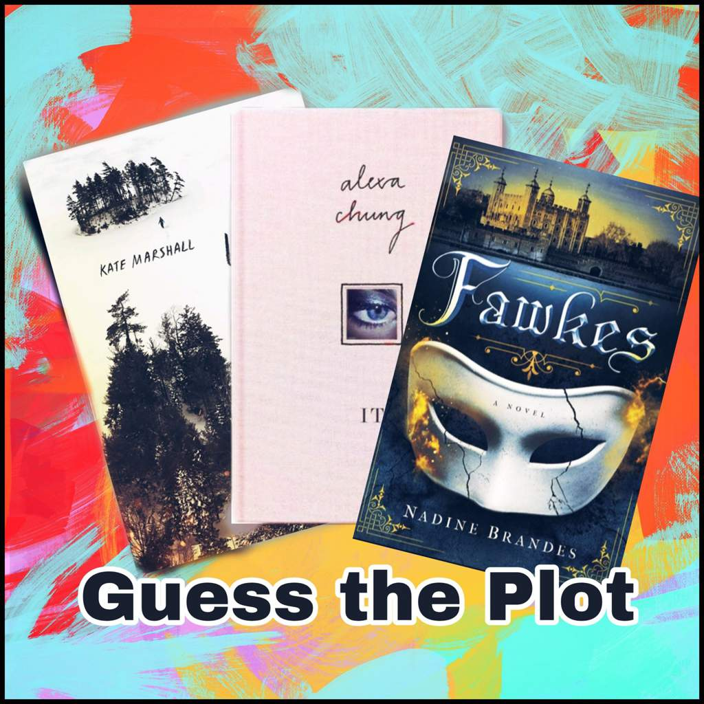 Guess the books